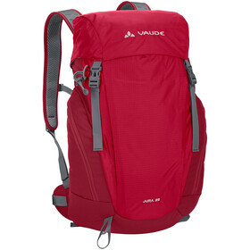 VAUDE Jura 20 Selkäreppu, indian red
